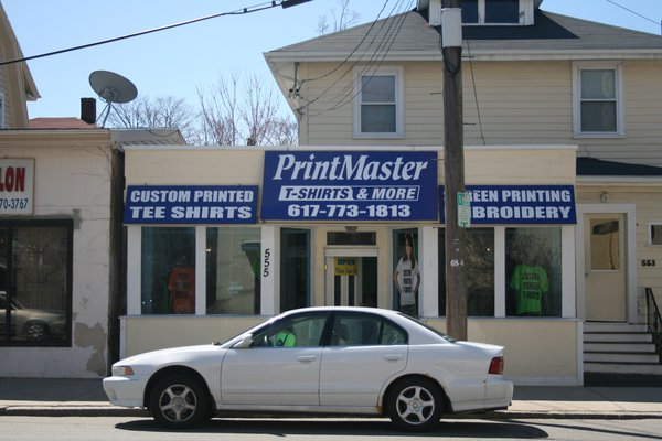 Printmaster Quincy MA