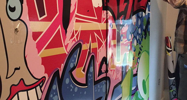 Custom Wall Graphics Quincy, MA